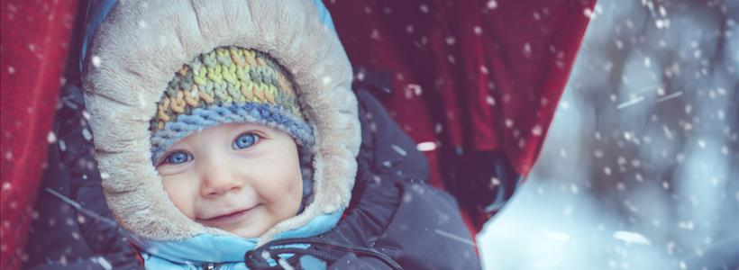 Winter Weather Tips To Keep Your Newborn Safe and Warm
