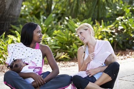 There are a lot of myths about breastfeeding by Providence OB/GYN in Charlotte sets the record straight about taking care of your baby.